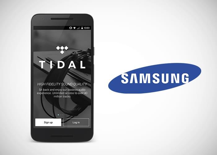 Samsung Tidal