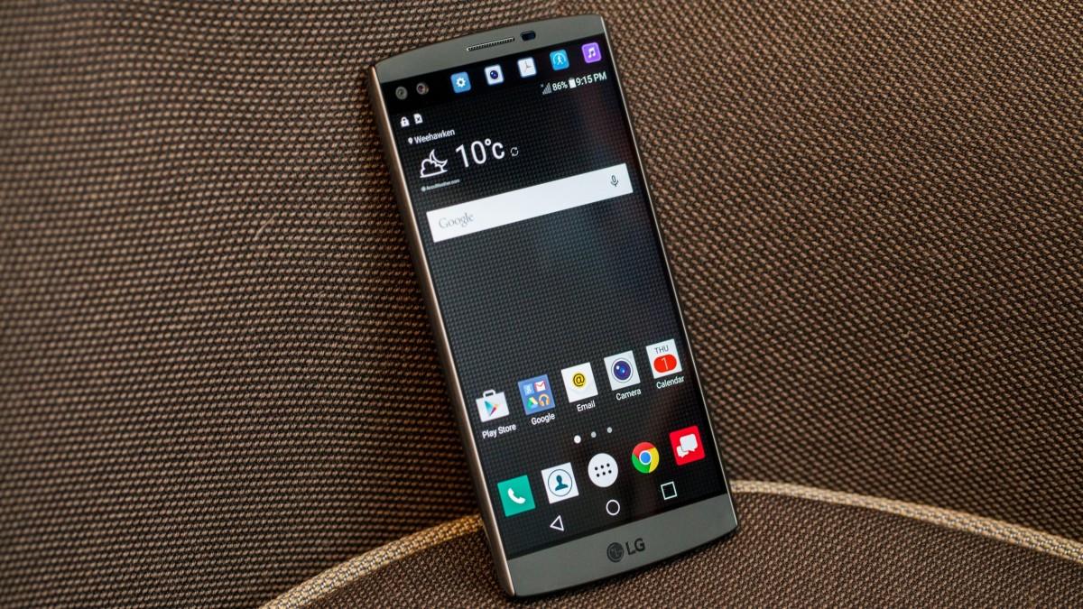 LG Smartphone